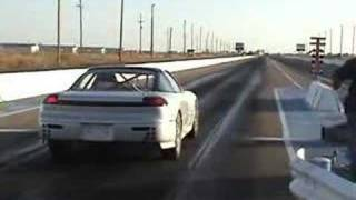 getlinkyoutube.com-World's Fastest Dodge Stealth 9 Second Pass