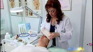 getlinkyoutube.com-علاج البشرة بالتقشير الاخضر