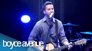 getlinkyoutube.com-Boyce Avenue - Rolling In The Deep (Live In Los Angeles) on Apple & Spotify