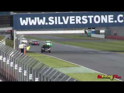 2013 BRSCC Porsches Round 2 - Silverstone