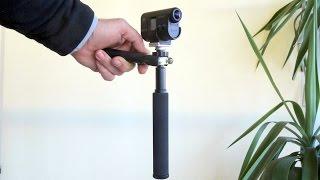 getlinkyoutube.com-Mini DIY Steadycam with 2-Axis Gimbal