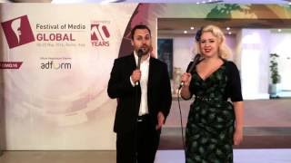 Festival of Media Global 2016 - Day Two preview