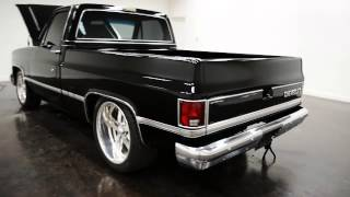 getlinkyoutube.com-1986 Chevrolet C10 SWB Pickup