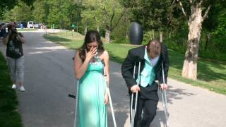 Taylor and Tyler - Prom 2015