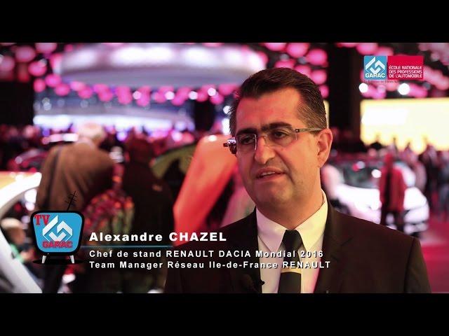 Partenariat RENAULT - GARAC