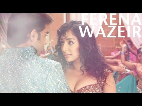 Bollywood Actress Ferena Wazeir Montage