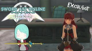 getlinkyoutube.com-Sword Art Online Lost Song | Excalibur (German)