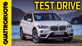 getlinkyoutube.com-BMW X1 XDRIVE 2.0D 2016 Test Drive
