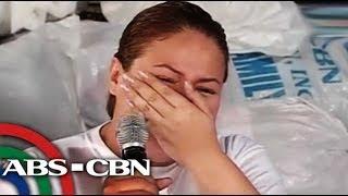 getlinkyoutube.com-Daniel's mom sheds tears for typhoon victims