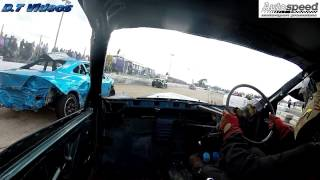 getlinkyoutube.com-Andrew Jones #341 National Banger In Car Video