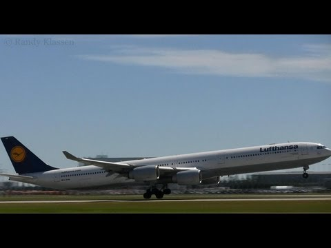 28 landings in 5 minutes at YVR - Vancouver