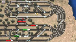 getlinkyoutube.com-Epic Rail Walkthrough - Levels 18-29 - Gold Medals