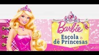 getlinkyoutube.com-Barbie Escola de Princesas Filme Completo