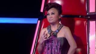 getlinkyoutube.com-The Voice Thailand - แนน - ฉันไม่ใช่นางเอก VS ลูกพีช - Titanium - 17 Nov 2013