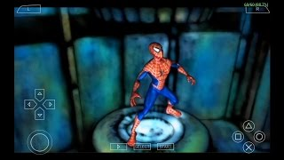 getlinkyoutube.com-PPSSPP Emulator 0.9.8 for Android | Spider-Man: Friend or Foe [720p HD] | Sony PSP