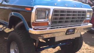 getlinkyoutube.com-1978 F-350 with Detroit Diesel 6v53