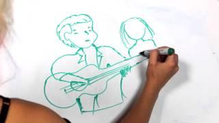 getlinkyoutube.com-Draw my life con Alba - Sweet California (Vlog)