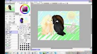 getlinkyoutube.com-Speedpaint Star stable: Summer Love