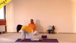 Yoga auf Ungarisch