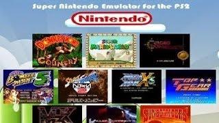 getlinkyoutube.com-EMULADORES EN PS2 (Free Mcboot,Snestation,FCEULTRA, InfoGB)
