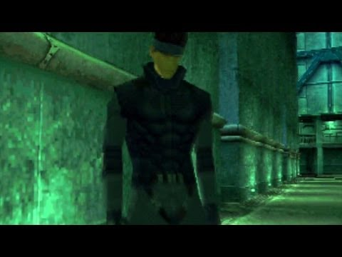 Metal Gear Solid - Proceeding Forward - Shadow Moses - HD