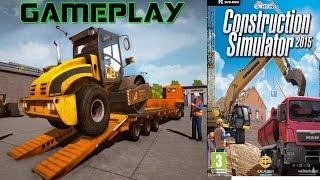getlinkyoutube.com-Construction Simulator 2015 Gameplay PC HD