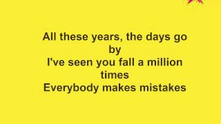 getlinkyoutube.com-One Ok Rock ft. Avril Lavigne-Listen Lyrics HQ FULL