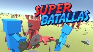 getlinkyoutube.com-SUPER BATALLAS !! | Ancient Warfare 2