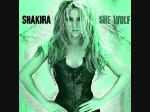 Shakira - She Wolf (Male Remix)
