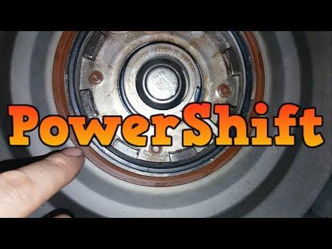 Замена Сальника акпп Форд Мондео 4 PowerShift