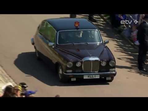 Королевская свадьба принца Гарри и Меган Маркл