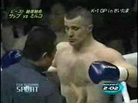 CroCop VS Bob Sapp