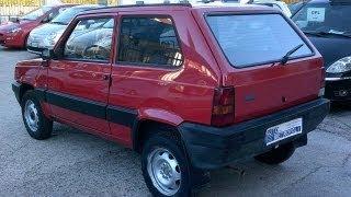 getlinkyoutube.com-Fiat Panda Van 1.1  4x4 Autocarro - Autometropoli it