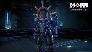 "Mass Effect: Andromeda - APEX Mission Brief 01: ""Drack's Missing Scouts"""