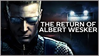getlinkyoutube.com-The Return of Albert Wesker - Evidence + Theory