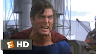 Superman III (6/10) Movie CLIP - Superman vs. Clark Kent (1983) HD