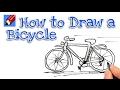 שיעורים » חינוך ולימודים » הדרכה » איך לצייר  אופניים