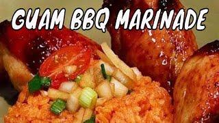 getlinkyoutube.com-Guam recipes - Chamorro bbq or Guam bbq marinade recipe