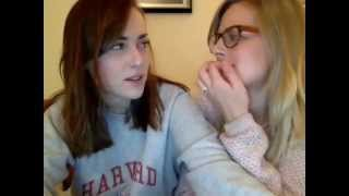 getlinkyoutube.com-Rose and Rosie kisses part 2