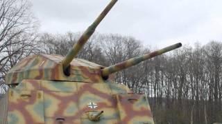 "getlinkyoutube.com-Project Landcruiser P 1000 ""The Rat"""