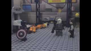 getlinkyoutube.com-LEGO Captain America: Attack of the Winter Soldier