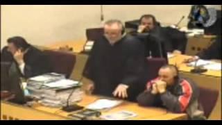 getlinkyoutube.com-Jugoslav Petrušić Sarajevo svedočenje u procesu Srebrenica 16.03.2012. 1 deo.mp4