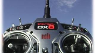 getlinkyoutube.com-Review: Spektrum DX8 and DSMX