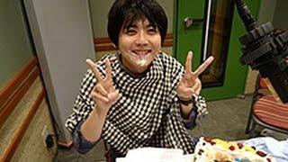 getlinkyoutube.com-【進撃の誕生会】梶裕貴の誕生日を下野紘と井上麻里奈が祝う