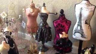 getlinkyoutube.com-My Dressform Collection woot woot!!!