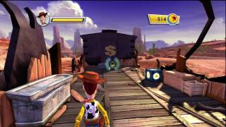 getlinkyoutube.com-Toy Story 3 Video Game - First mission - Part 1