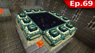 Tackle⁴⁸²⁶ Minecraft (1.7.9) #69 - กว่าจะได้ไป The End