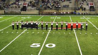 getlinkyoutube.com-Union Highsteppers Oklahoma halftime 10-1-10