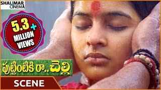 Puttintiki Ra Chelli Movie || Arjun Climax Sentiment Scene || Arjun, Meena || Shalimarcinema