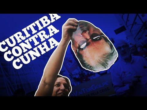 Curitiba contra Cunha